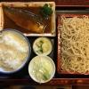 お蕎麦屋で食べるさばみそ煮 東京都台東区入谷「寿々喜屋 」