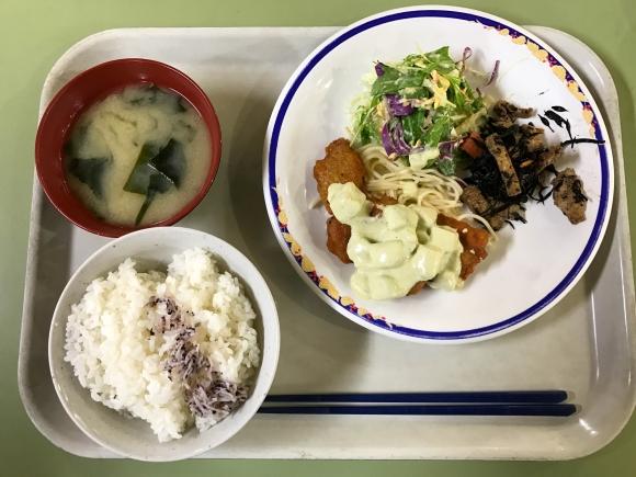 一般開放されている青山学院大学の学食でランチしてきました。 東京都渋谷区渋谷「青山学院大学」