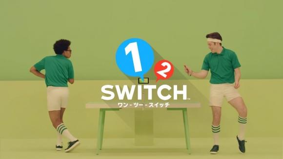 【ニンテンドースイッチ】1-2-Switchは1人で遊ぶには向かないが人数が多いほど盛り上がる楽しいゲーム