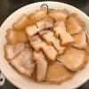 ライスは必須!まるで花のような焼豚ラーメン  東京都墨田区錦糸町「喜多方ラーメン坂内」
