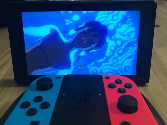 ニンテンドースイッチ(Nintendo Switch)開封の儀とレビューしました!