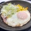 復活した吉野家のハムエッグ定食を食べてきました