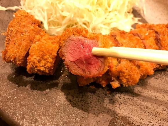 土用の丑(牛)の日だから牛カツを食べてきました。「牛カツ専門店 京都勝牛 六本木グランドタワー」