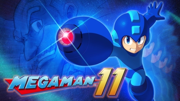 8年ぶりの新作!!「ロックマン11 運命の歯車!!」が2018年にリリース決定!